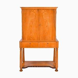 Swedish Modern Rosewood Cabinet, 1940s