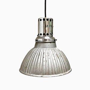 Lampada da soffitto in vetro, anni '30