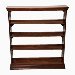 Antique Victorian Mahogany Shelf