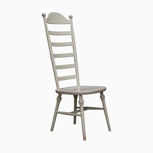 Schwedischer Mid-Century Beistellstuhl von Lena Larsson für Nesto