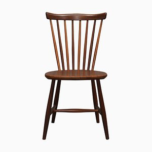 Mid-Century Teak Dining Chair by Lena Larsson for Pastoe