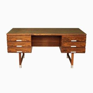 Mid-Century Schreibtisch aus Palisander von Kai Kristiansen, 1960er