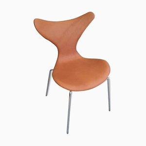 Armlehnstuhl von Arne Jacobsen für Fritz Hansen, 1970er