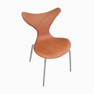 Fauteuil par Arne Jacobsen pour Fritz Hansen, 1970s