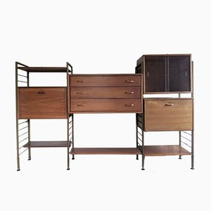 Wall Unit by Robert Heal for Staples of Cricklewood, 1960s
