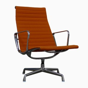 EA116 Lounge Chair by Charles & Ray Eames for Vitra, 1980s