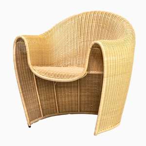 Model King Tubby Armchair by Miki Astori for Driade, 1990s