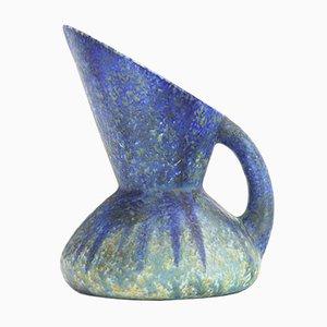 Jarra estilo Secesión antigua de cerámica de Bretby Pottery, años 10