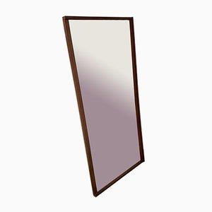 Spiegel mit Rahmen aus Teak, 1970er