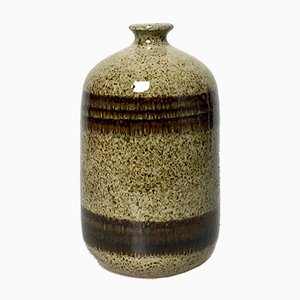 Vaso in ceramica di Wagner Eugen per Massemühle Wagner, Germania, anni '80