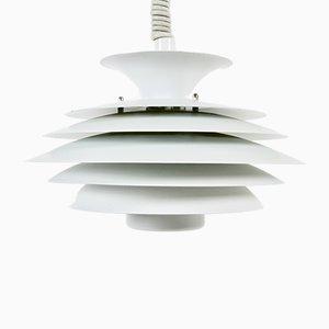 Lámpara de techo danesa de Top Lamper, años 70