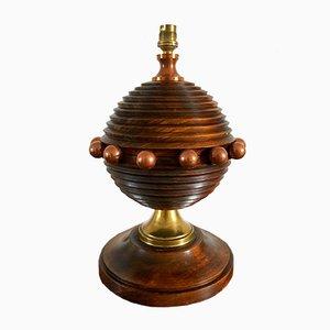 Lámpara de mesa Art Déco, años 30