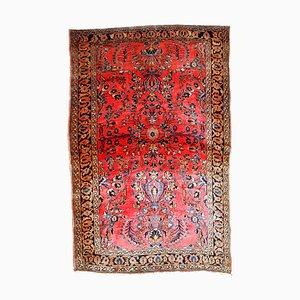 Antiker orientalischer Sarouk Teppich, 1920er
