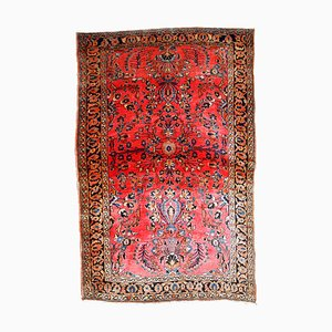 Antique Middle Eastern Sarouk Rug, 1920s