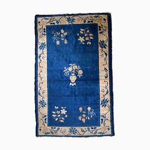 Tapis Peking Antique, Chine