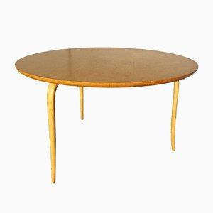 Tavolino da caffè di Annika Bruno Mathsson per Karl Mathsson, 1966