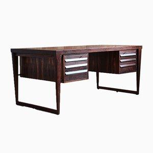 Modell 70 Schreibtisch aus Palisander von Kai Kristiansen, 1950er