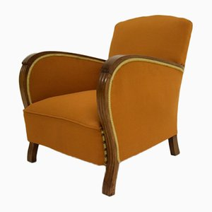 Art Deco Lounge Chair, 1930s