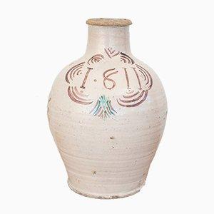 Italian Terracotta Vase, 1811