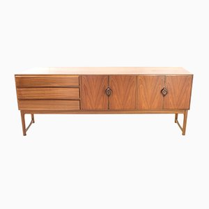 Teak Credenza by Tom Robertson for McIntosh, 1970s