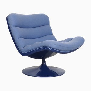 F978 Swivel Chair by Geoffrey Harcourt for Artifort, 1960s