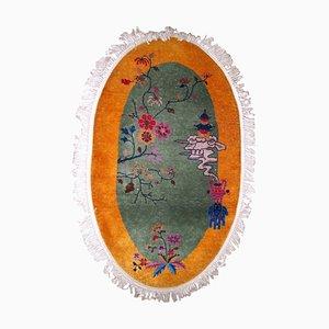 Chinesischer Art Déco Teppich, 1920er