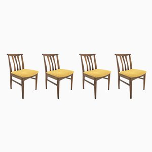 Teak Dining Chairs by Victor Wilkins for G-Plan, 1970s, Set of 4