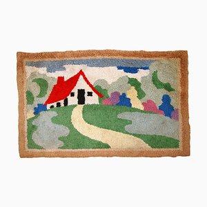 Tapis Crocheté, États-Unis, 1970s