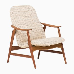 Danish Lounge Chair, 1950s