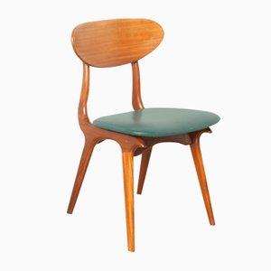 Chaise de Salle à Manger par Louis van Teeffelen pour WéBé, 1960s