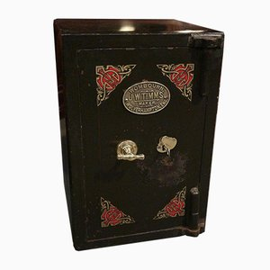 Antique English Safe from J.W. Timms