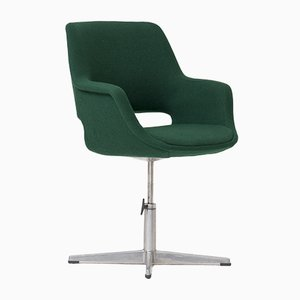 Swivel Chair by Martela Oy for Olli Mannermaa, 1950s