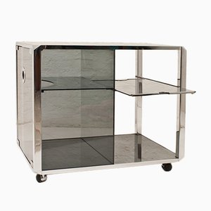 Vintage Bar Cart by Willy Rizzo