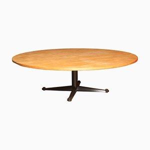 Tavolo da pranzo di Friso Kramer per Ahrend De Cirkel, anni '60