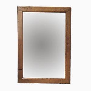 Spiegel mit Rahmen aus Eiche, 1950er