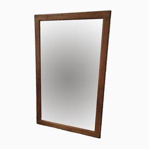 Oak-Framed Mirror, 1950s