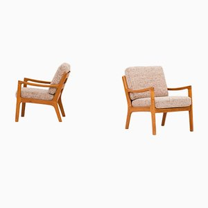 Lounge Chairs by Ole Wanscher for Cado, 1960s, Set of 2