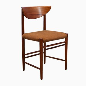 Dining Chair by Peter Hvidt & Orla Mølgaard-Nielsen for Søborg Møbelfabrik, 1960s