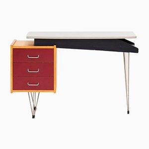 Schreibtisch von Cees Braakman für Tijsseling Nijkerk, 1940er