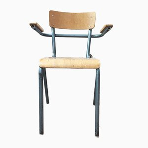 Beech Side Chair, 1960s