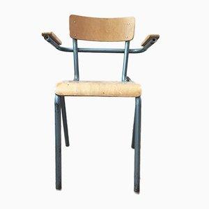 Chaise d'Appoint en Hêtre, 1960s