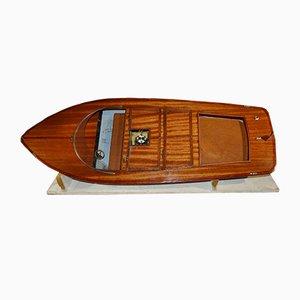 Vintage Modelling Boat, 1970s