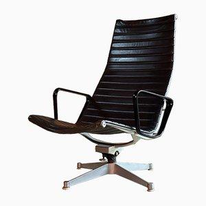 Silla giratoria EA 124 de Charles & Ray Eames para Herman Miller, años 60