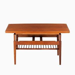 Table de Salle à Manger en Teck par Kai Kristiansen pour Vildbjerg Møbelfabrik, 1960s