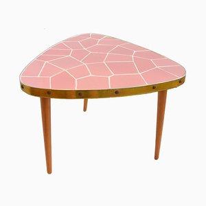 Tavolino con mosaico, Germania, anni '60