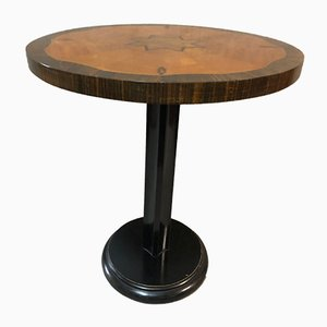 Art Deco Rosewood Side Table, 1940s