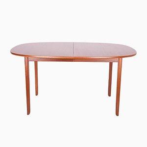 Tavolo da pranzo di Ole Wanscher per Poul Jeppesens Møbelfabrik, Danimarca, anni '60