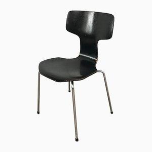 Chaise de Salle à Manger Hammer par Arne Jacobsen pour Fritz Hansen, années 60
