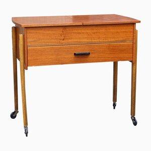 Walnut Veneer Dresser, 1960s
