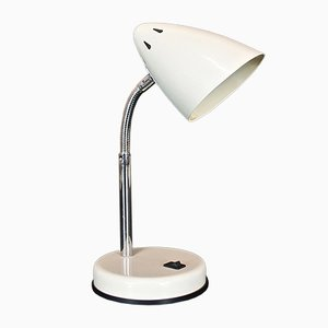 White Table Lamp, 1980s